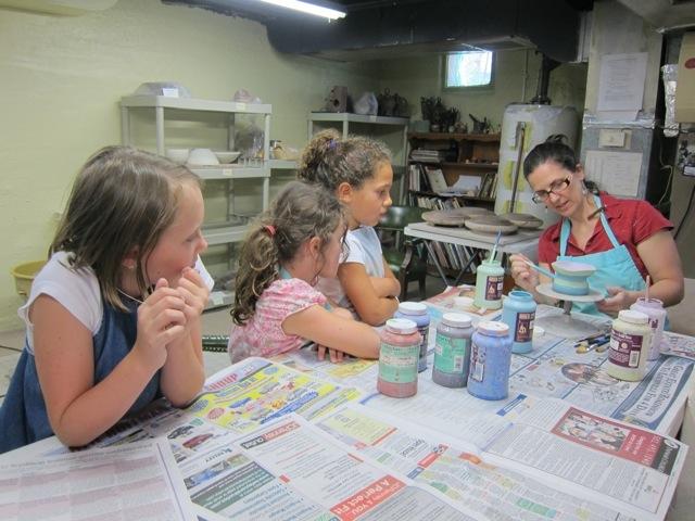 Session 7 – Suzy Hatcher Pottery